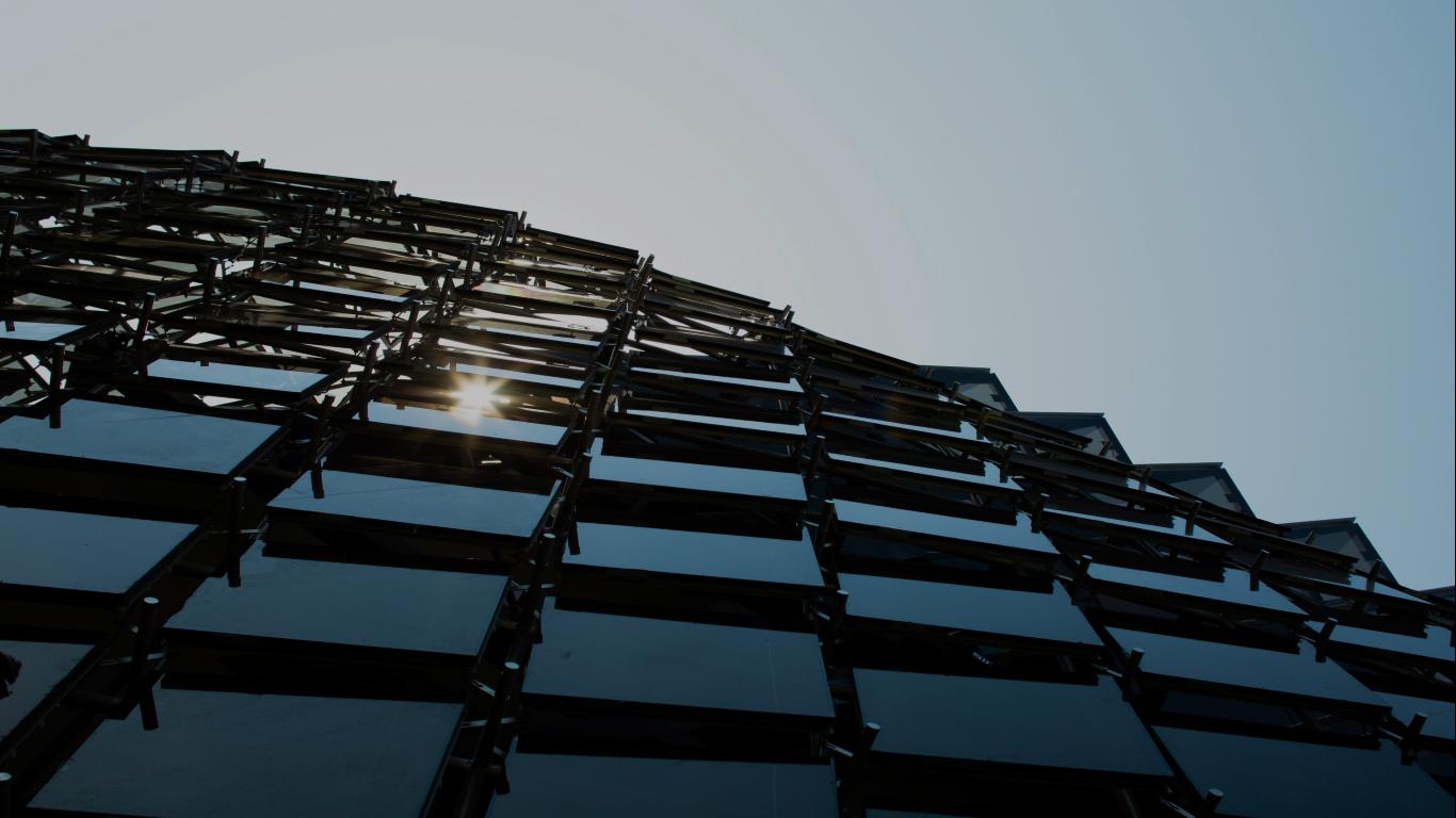 Home Hanergy Thin Film Solar Power