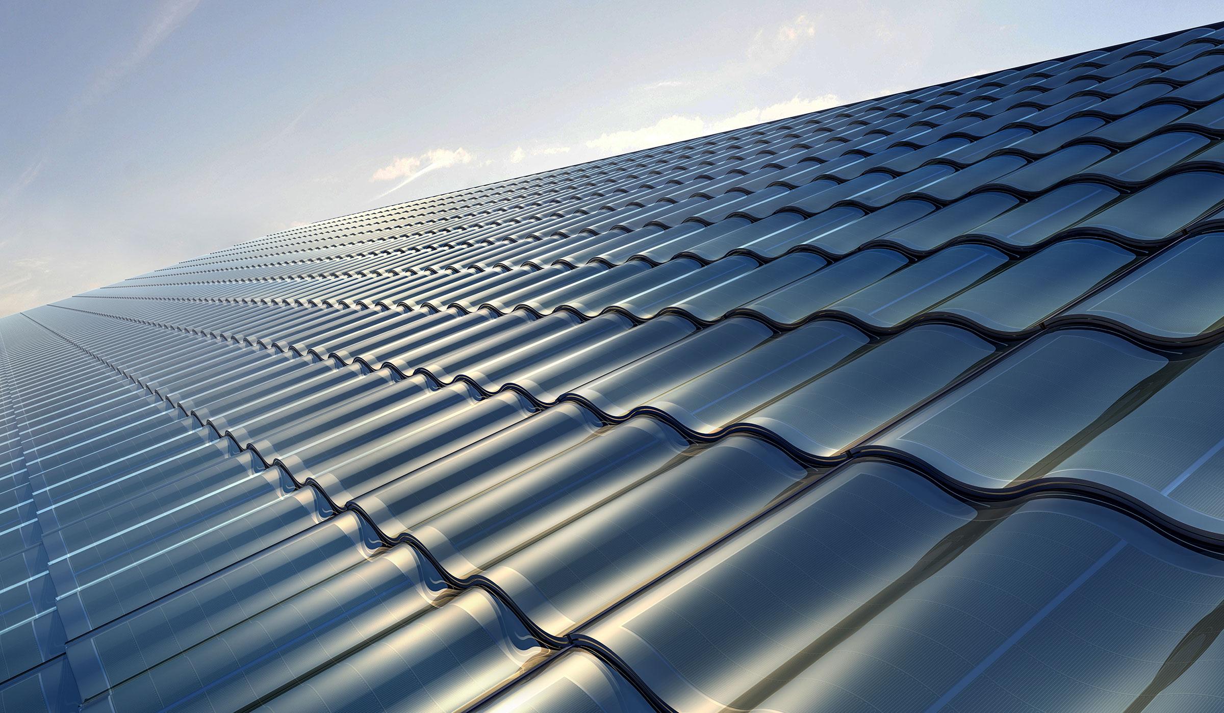 Hantile Solar Roof Tiles